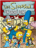 Les Simpsons - tome2