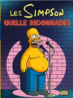 Les Simpsons - tome3