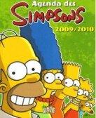 Les Simpsons - agenda 2009-2010