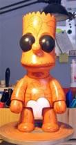 Les Simpsons - Bart Qee