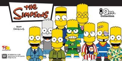 Les Simpsons - Bart Qee