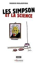 Livre Les Simpson et la science