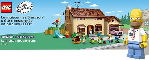 LEGO Les Simpson
