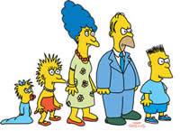 Les Simpson originaire